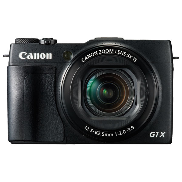 Camera Foto Digitala Canon Powershot G1 X Mark Ii, 12.8mp, 5x, 3 Inch, Black
