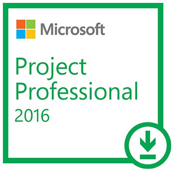 Licenta electronica ESD Microsoft Project Professional 2016 All Lng PK Lic Online DwnLd C2R NR