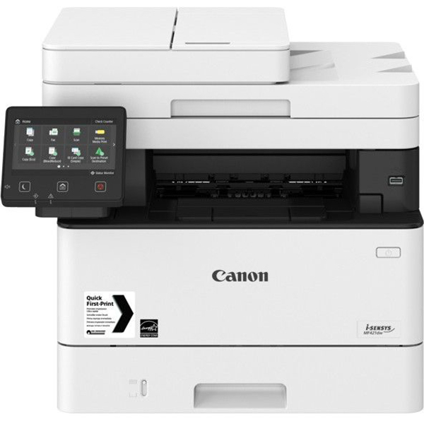 Multifunctional Laser Monocrom Canon I-sensys Mf421dw, A4, Usb, Wi-fi