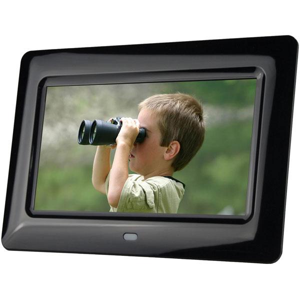 Rama foto digitala EBODA G710 7 inch MMC SD negru