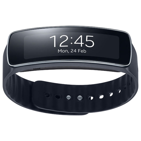 smartwatch samsung galaxy gear fit smr3500 black