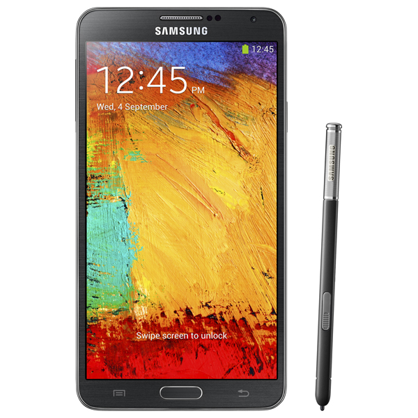 Smartphone SAMSUNG N9005 Galaxy Note 3 CU ABONAMENT DE LA ORANGE 57 13MP 32GB WiFi 3G Android 43 Black