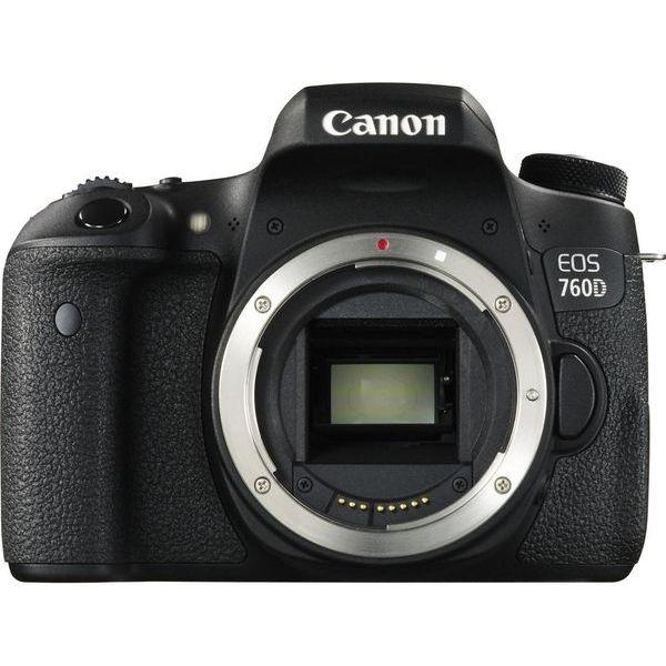Camera Foto Digitala Canon Eos 760d + Obiectiv 18-135 Is Stm
