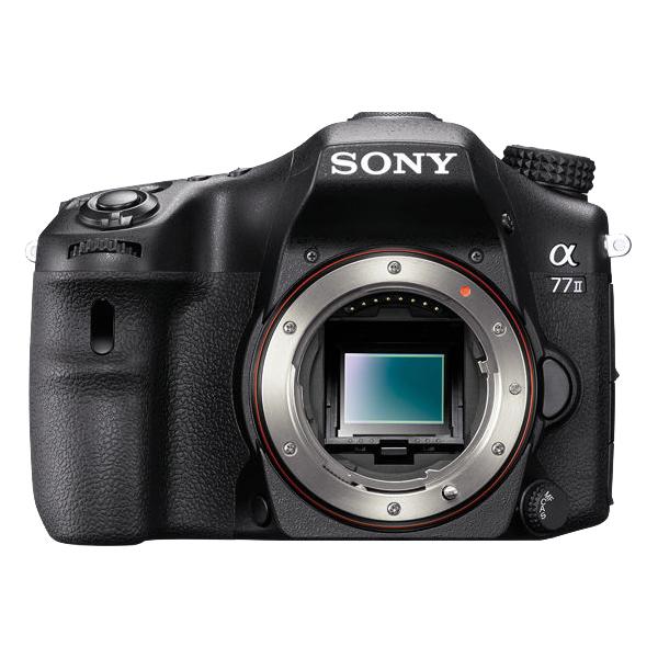 Camera Foto Dslr Sony Alpha Ilca-77m2, A-mount, 24.3 Mp, Body, Negru