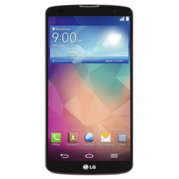 Smartphone LG G PRO 2 59 16GB 13MP 3GB RAM 4G WiFi Bluetooth Red