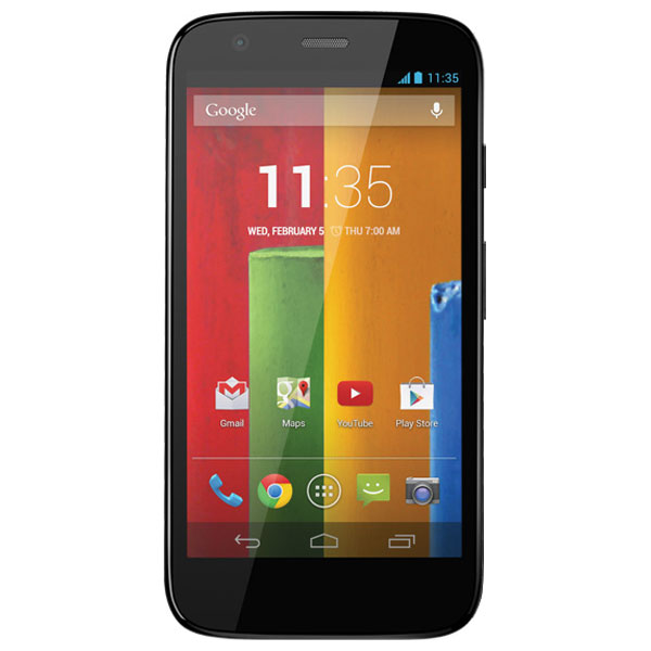 Smartphone Dual Sim MOTOROLA Moto G 45 5MP 8GB WiFi Bluetooth Black
