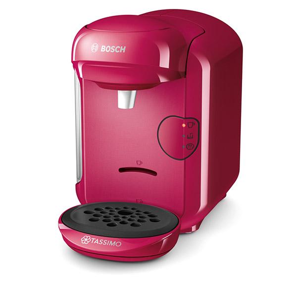 Espressor BOSCH Tassimo Vivy TAS1401 07l 1300W roz