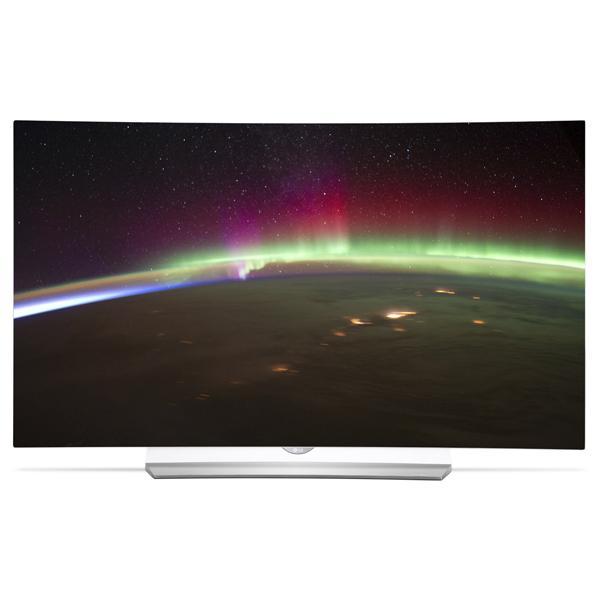 televizor oled curbat ultra hd 3d smart tv 139 cm lg. Black Bedroom Furniture Sets. Home Design Ideas