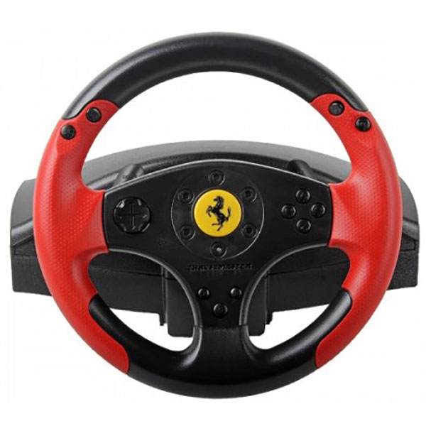 volan gaming thrustmaster ferrari red legend edition pc ps3. Black Bedroom Furniture Sets. Home Design Ideas