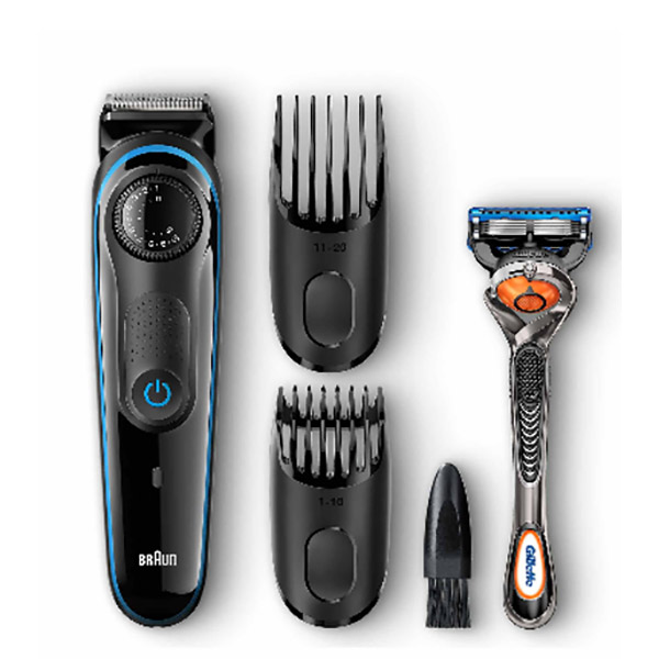 set ingrijire personala braun beard trimmer 81577106 acumulator 60min. Black Bedroom Furniture Sets. Home Design Ideas
