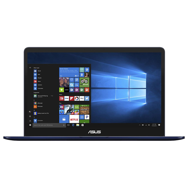 "Laptop Asus Zenbook Pro Ux550ve-bn014r, Intel Core I7-7700hq Pana La 3.8ghz, 15.6"" Full Hd, 8gb, Ssd 256gb, Nvidia Geforce Gtx 1050 Ti 4gb, Wi..."