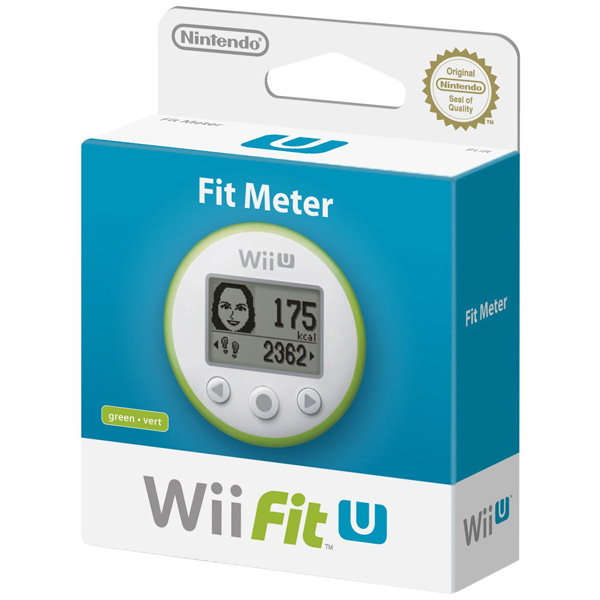how to connect wii u fit meter