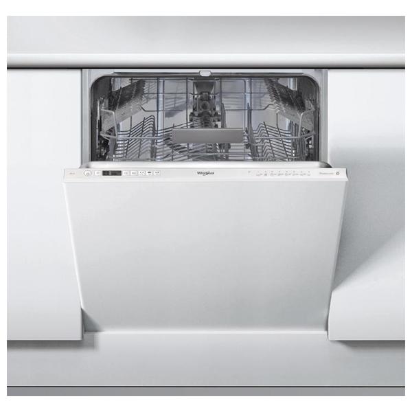 Masina De Spalat Vase Incorporabila Whirlpool Wric 3c26, 14 Seturi, 8 Programe, 60 Cm, A++
