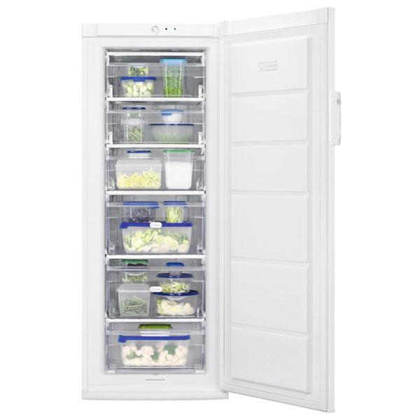 Congelator Zanussi Zfu23403wa, 194 L, 155.4 Cm, A+, Alb