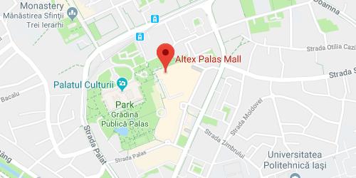 Altex Iasi Palas Mall