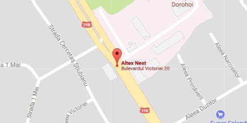 Altex Dorohoi Nest