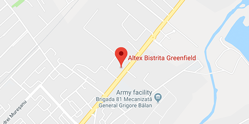 Altex Bistrita Greenfield