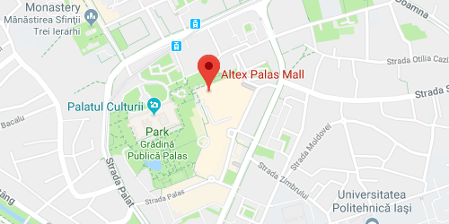 Altex Iasi Palas Mall