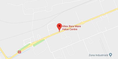 Altex Baia Mare Value Centre