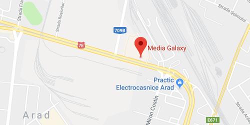 Media Galaxy Arad Atrium