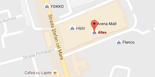 Altex Bacau Arena City Center