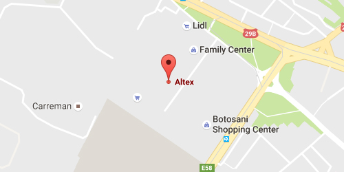 Altex Botosani Family Center