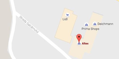 Altex Fagaras Prima Shops