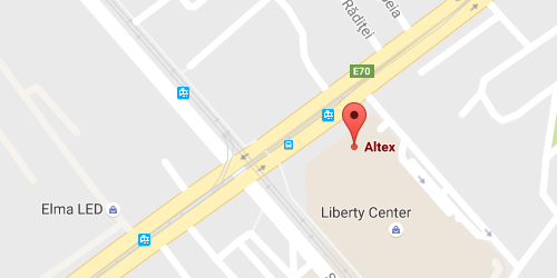 Altex Bucuresti Liberty Center Mall