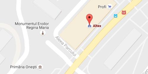 Altex Onesti Victoria Shopping Center