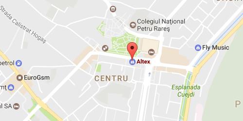 Altex Piatra Neamt Shopping City