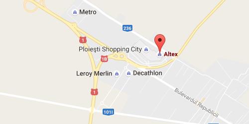 Altex Ploiesti Shopping City Mall