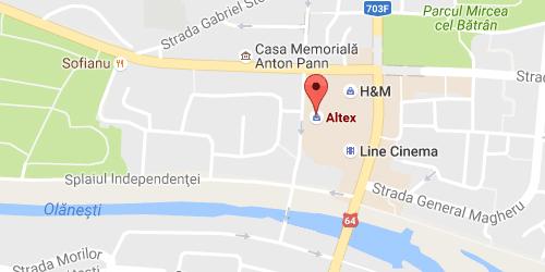 Altex Ramnicu Valcea River Plaza Mall