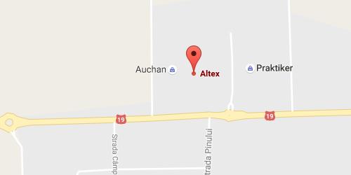 Altex Satu Mare Auchan