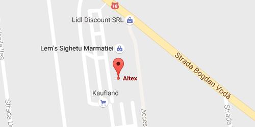 Altex Sighetu Marmatiei Kaufland