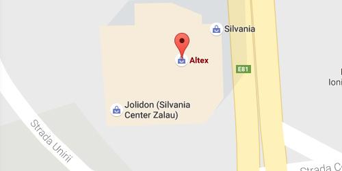 Altex Zalau Silvania