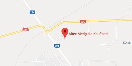 Altex Medgidia Kaufland
