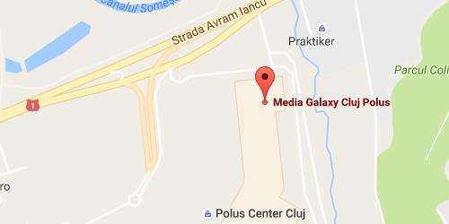 Media Galaxy Cluj Vivo