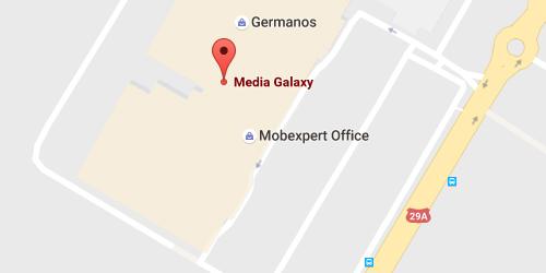 Media Galaxy Suceava Shopping City