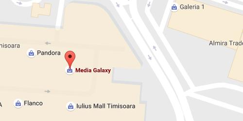 Media Galaxy Timisoara Shopping City