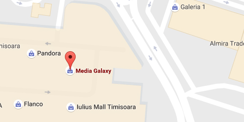 Media Galaxy Timisoara Iulius Mall
