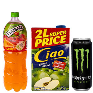 Suc, Ice Tea, Energizant