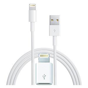 Cabluri si adaptoare pentru telefon