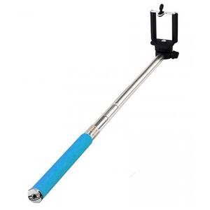 Selfie stick TELLUR TL7-5W Bluetooth, Sky Blue