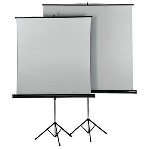 Trepied + ecran de proiectie HAMA 00018795, 155 x 155 cm