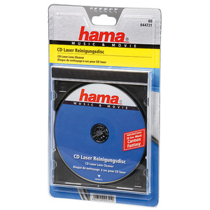 CD cleaner HAMA 44721, curatare uscata