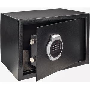 Seif electronic Hama Premium Home EP 250, otel, negru