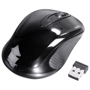 Mouse Wireless HAMA AM-7300, 1000 dpi, negru