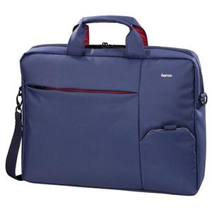 """Geanta laptop HAMA Marseille, 15.6"""", poliester, albastru"""