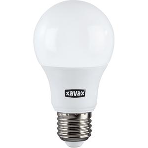 Bec LED XAVAX 112593, E27, 9W, 2700K, Alb cald