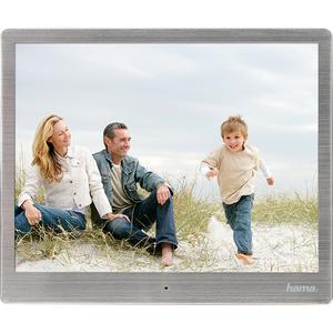 Rama foto digitala HAMA 118561, 9.7 inch, USB, argintiu